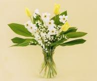 Букет цветков весны Стоковое Фото