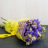 букет цветков колокола Стоковые Фото