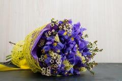 букет цветков колокола Стоковое Изображение