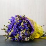 букет цветков колокола Стоковая Фотография