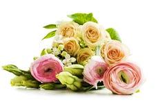 Букет цветков Стоковое фото RF