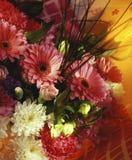 Букет цветков Стоковая Фотография