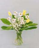 Букет цветков Стоковые Изображения RF