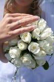 букет bridal Стоковое Изображение RF