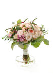 Букет Bridel с розами Стоковые Фотографии RF