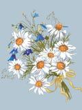Букет wildflowers Стоковая Фотография RF