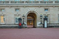 Букингемский дворец Стоковое Изображение RF