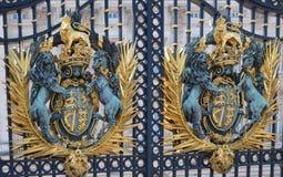 Букингемский дворец Стоковая Фотография
