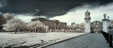 Букингемский дворец, Лондон, Стоковые Изображения RF