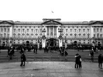 Букингемский дворец стоковое фото rf