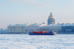 буксир Лед-класса Стоковое фото RF
