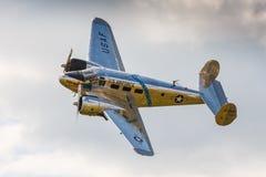 Бук близнеца Beechcraft Стоковое Изображение