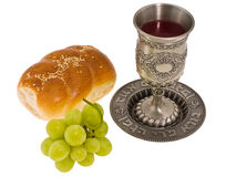 булочка виноградины чашки Стоковые Изображения RF