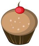 булочка флейвора шоколада Стоковое Изображение