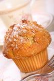 булочка crumble циннамона яблока стоковое изображение rf