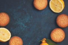 Булочки лимона Стоковые Изображения RF
