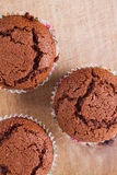 булочки шоколада Стоковые Фотографии RF
