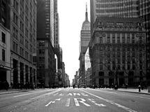 бульвар пятое Стоковое Изображение RF