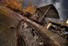 бульдозер Стоковое фото RF