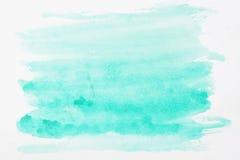 Бумага акварели стоковое изображение