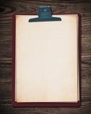 бумага блока старая Стоковая Фотография RF