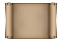 Бумага вектора старая перечисленная Стоковые Изображения RF