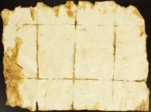 Бумага год сбора винограда Стоковое фото RF