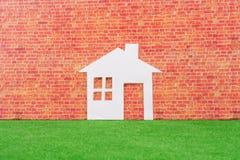 бумага дома Стоковое Изображение
