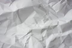 бумага задавленная предпосылкой Стоковая Фотография RF