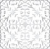 бумага иллюстрации вырезывания Стоковые Изображения