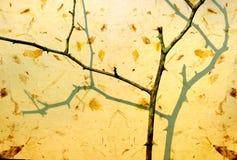 бумага искусства handmade Стоковое фото RF