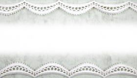 Бумага и шнурок Стоковое Изображение RF