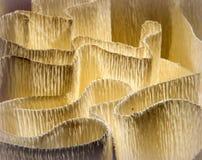 Бумага как материал crepe стоковая фотография