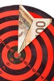 бумага канадского доллара самолета Стоковые Изображения