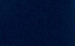 Бумага карточки ремесла сини военно-морского флота, предпосылка текстуры Стоковые Фото