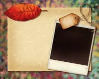 бумага коллажа Стоковая Фотография RF