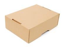 бумага коробки закрытая Стоковые Изображения RF