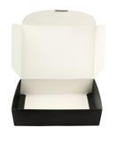 бумага коробки пустая Стоковые Фотографии RF