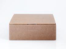 бумага коробки Стоковое Изображение