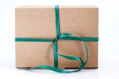 бумага коробки Стоковые Изображения