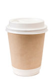 бумага кофейной чашки стоковое фото
