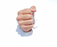 бумага кулачка стоковое изображение
