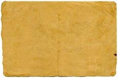 бумага листьев старая Стоковое Фото