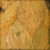 бумага листьев Стоковые Изображения
