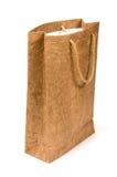 бумага мешка коричневая Стоковое фото RF