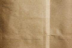 бумага мешка предпосылки стоковая фотография