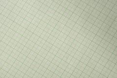 Бумага миллиметра Стоковое Изображение RF