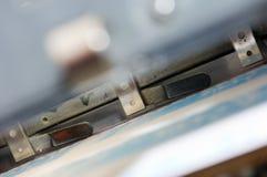 бумага напечатала Стоковая Фотография RF