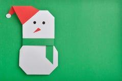 Человек снежка Стоковые Фотографии RF