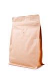Бумага пакета чая или кофе Стоковые Изображения RF